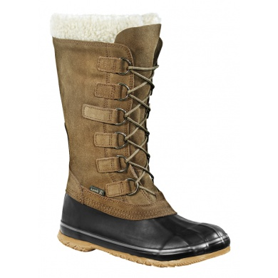 Kamik Wicked taupe Winterschuhe Damen