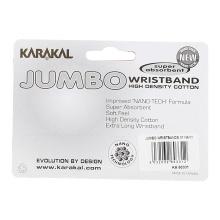 Karakal Schweissband Jumbo navy 1er