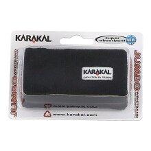 Karakal Schweissband Jumbo schwarz 1er
