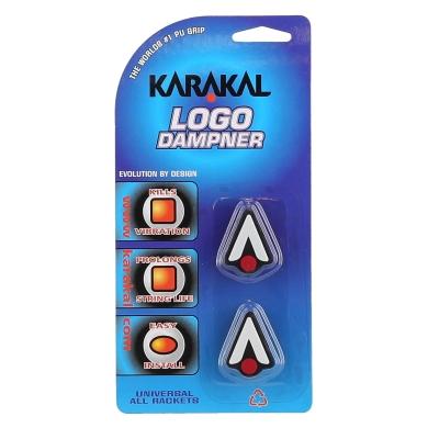 Karakal Schwingungsdämpfer Logo 2er