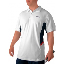 Karakal Polo Milano Button weiss Herren
