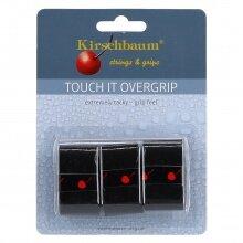 Kirschbaum Touch it Overgrip 3er schwarz