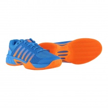 KSwiss Express Light HB Clay 2019 brilliantblau/orange Tennisschuhe Herren