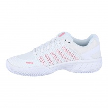 KSwiss Express Light HB Clay 2019 weiss/pink Tennisschuhe Damen
