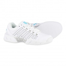 KSwiss BigShot Light LTR Carpet weiss Indoor-Tennisschuhe Damen