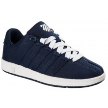KSwiss Classic Vintage Canvas navy Sneaker Kinder