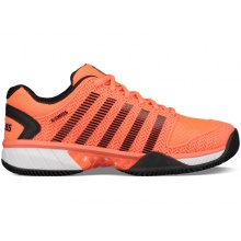 KSwiss Hypercourt Express Clay 2018 orange Tennisschuhe Herren
