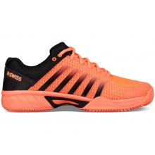 KSwiss Express Light Clay 2018 orange Tennisschuhe Herren