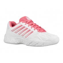 KSwiss BigShot Light 3 Carpet 2019 weiss/pink Indoor-Tennisschuhe Damen