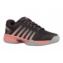 KSwiss Express Light Carpet schwarz/pink Indoor-Tennisschuhe Damen