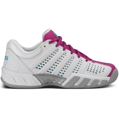 KSwiss BigShot Light 2.5 2016 weiss/pink INDOOR-Tennisschuhe Damen
