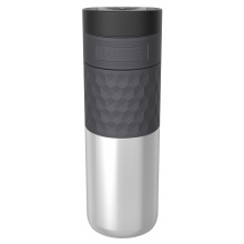 Kambukka Trinkflasche Thermo Etna Grip Stainless Steel 500ml silber