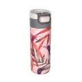 Kambukka Trinkflasche Thermo Etna Trumpet Flower 500ml pink