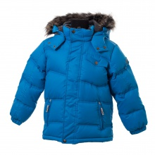 Kamik Winterjacke Chopper blau Kinder