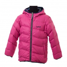 Kamik Winterjacke Cozy magenta/lemon Kinder