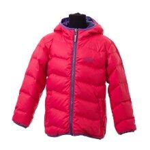 Kamik Winterjacke Cozy raspberry/blau Kinder