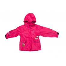 Kamik Regenjacke rose Girls