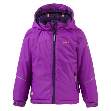 Kamik Winterjacke Aria purple Girls (Größe 140)