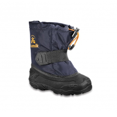 Kamik Tickle 8 navy Winterschuhe Kinder