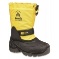 Kamik Waterbug 5G Gore Tex lemon Winterschuhe Kinder