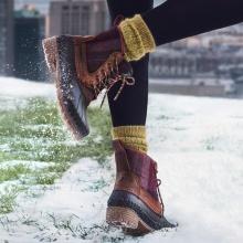 Kamik Sienna Mid 2019 dunkelbraun Winterstiefel Damen