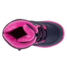 Kamik Stance navy/pink Winterschuhe Kinder