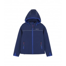 Kamik Softshelljacke Jarvis mit Magic Oberfläche navy Kinder