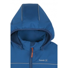 Kamik Softshelljacke Jarvis mit Magic Oberfläche petrol Kinder