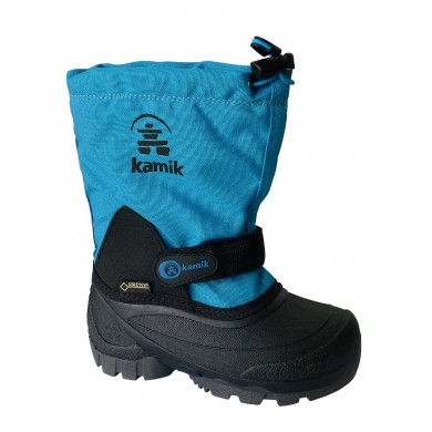 Kamik Waterbug 5G Gore Tex carribean Winterschuhe Kinder
