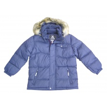 Kamik Winterjacke Chopper navy Kinder