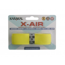 Karakal Basisband X-Air 1.6mm gelb