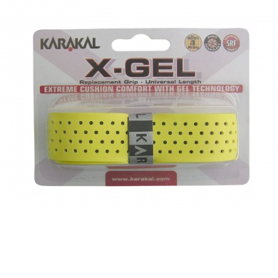 Karakal X-Gel Basisband gelb