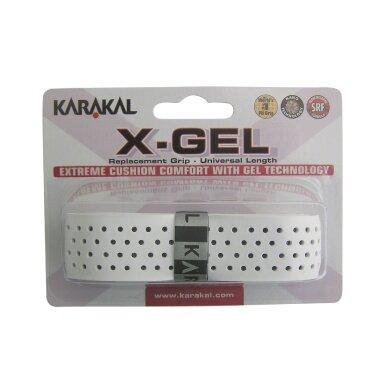 Karakal X-Gel Basisband weiss