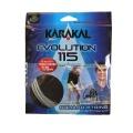 Karakal Evolution 115 silber Squashsaite