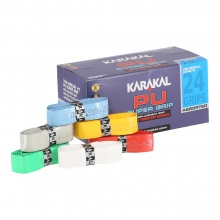 Karakal PU Super Grip 1.8mm Basisband 24er Box sortiert