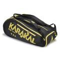 Karakal Racketbag Pro Tour Elite schwarz/gelb 2016 12er