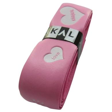 Karakal PU Super Grip Love Basisband pink
