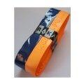 Karakal PU Super Grip DUO Basisband navy/orange