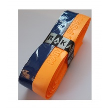 Karakal PU Super Grip DUO Basisband navy/orange