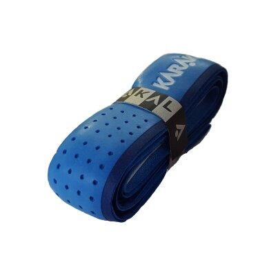 Karakal PU Super Grip Tribal Basisband blau