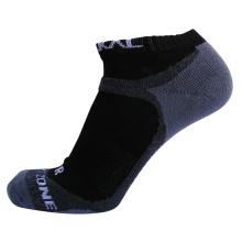 Karakal X4 Trainer Indoorsocke schwarz/grau