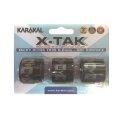 Karakal Overgrip X-Tak 0.6mm schwarz 3er