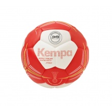 Kempa Handball Spectrum Synergy Pro 2017 rot/weiss 1er