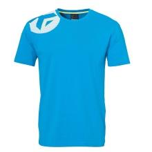 Kempa Tshirt Core 2.0 Basic 2018 hellblau Herren