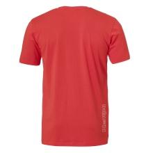 Kempa Tshirt Core 2.0 Basic 2018 rot Herren