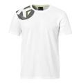 Kempa Tshirt Core 2.0 Basic 2018 weiss Herren
