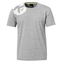 Kempa Tshirt Core 2.0 Basic 2018 grau Herren