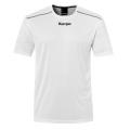 Kempa Tshirt Poly 2017 weiss Herren