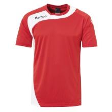 Kempa Tshirt Peak 2016 rot Herren
