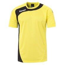 Kempa Tshirt Peak gelb Herren